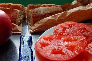 Tomate, Foto: Lupo / Pixelio.de