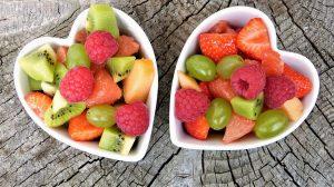 Herzen aus Obst by silviarita at pixabay CC 0
